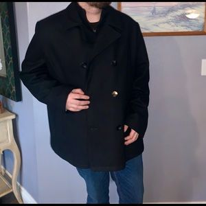 KENENTH COLE REACTION OVERCOAT XXL